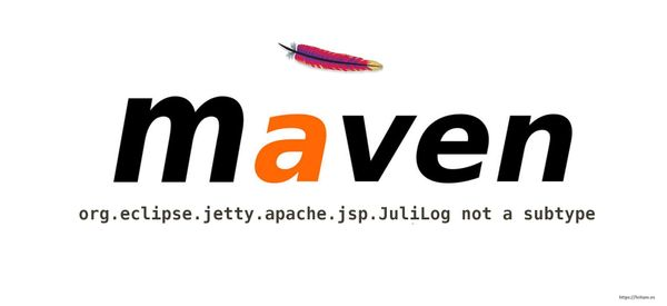 Maven error with jetty:run java.util.ServiceConfigurationError: org.apache.juli.logging.Log: org.eclipse.jetty.apache.jsp.JuliLog not a subtype